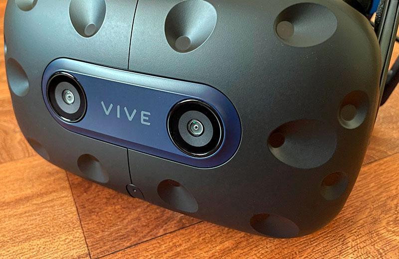 HTC Vive Pro 2 на практике
