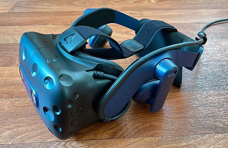 HTC Vive Pro 2 шлем виртуальной реальности