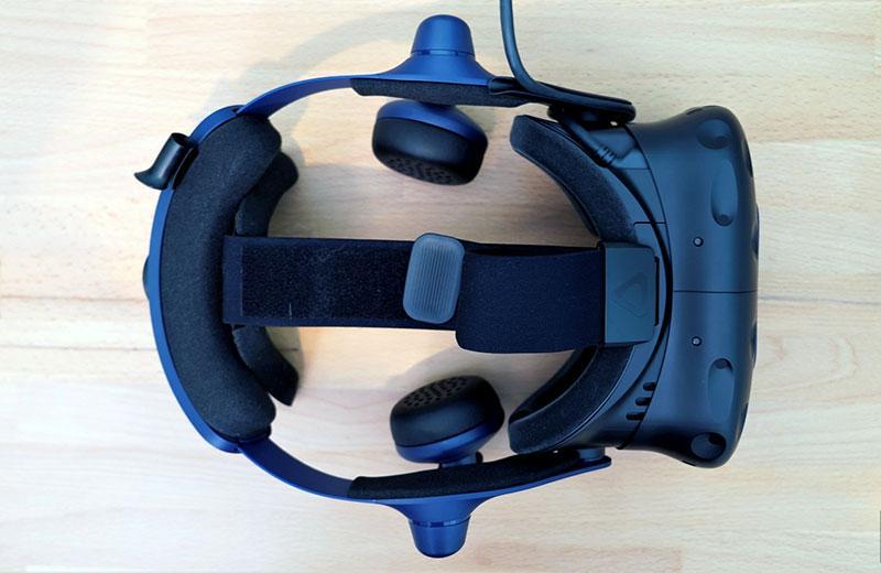 Характеристики HTC Vive Pro 2
