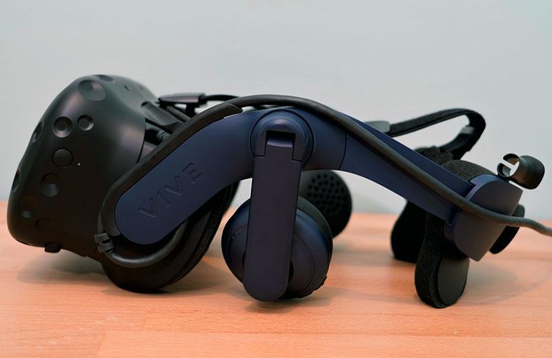 Шлем HTC Vive Pro 2