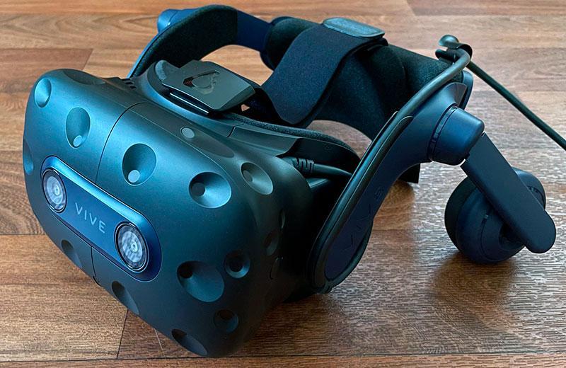Гарнитура HTC Vive Pro 2