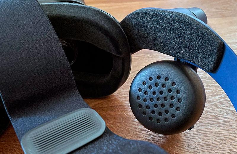 Звук HTC Vive Pro 2