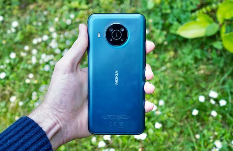 Производительность Nokia X20