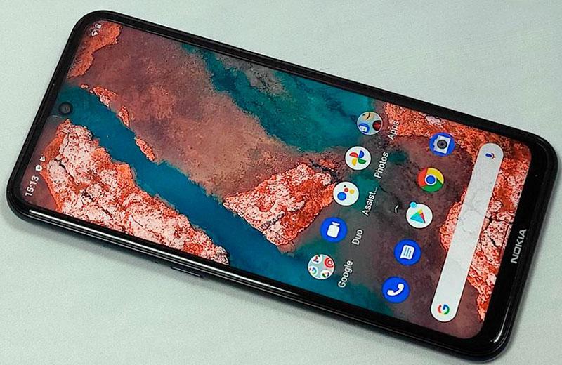 Дисплей Nokia X20