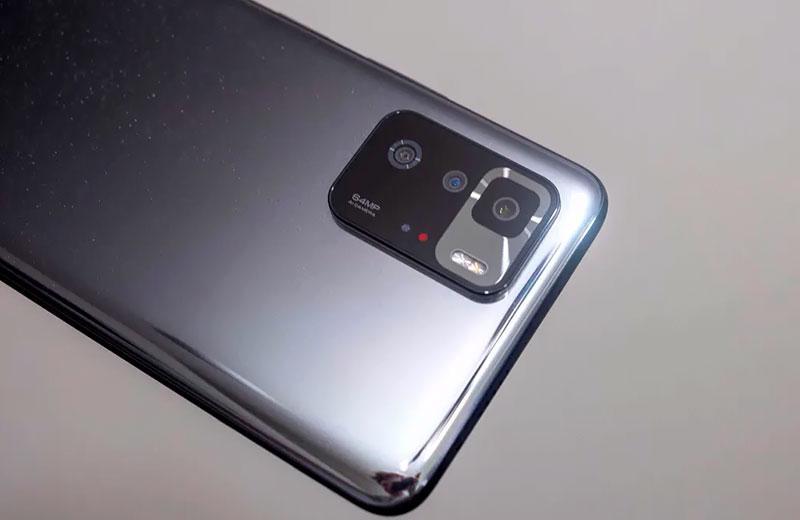 Poco X3 GT 5G модуль камер