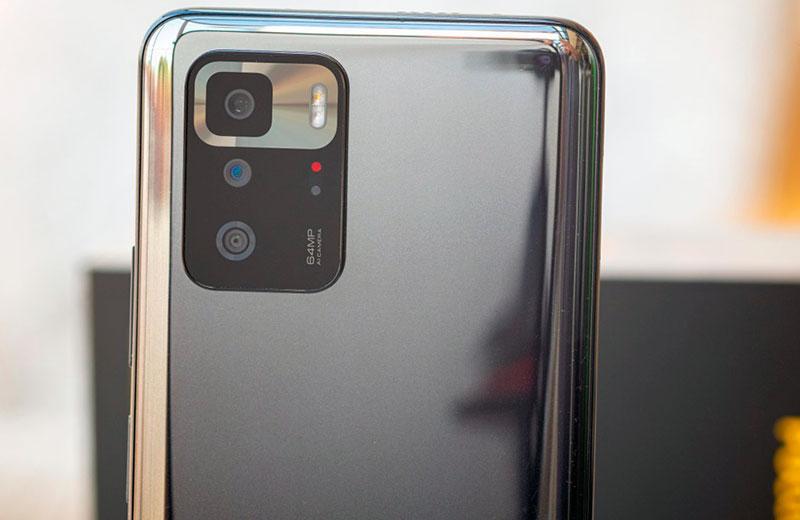 Камеры Poco X3 GT 5G