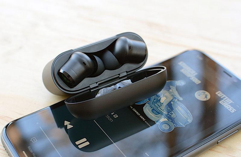 Подключение Razer Hammerhead True Wireless Pro