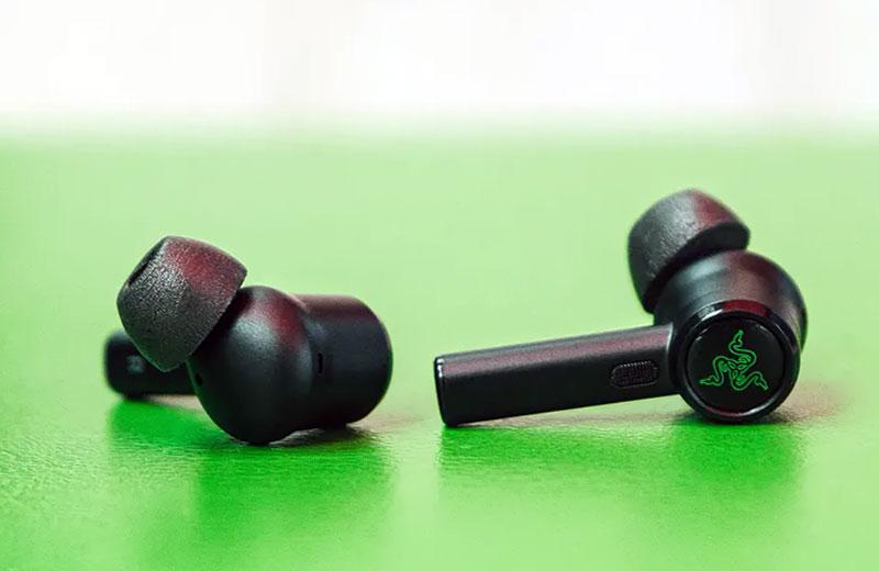 Звук Razer Hammerhead True Wireless Pro