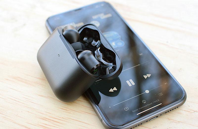 Razer Hammerhead True Wireless Pro на практике