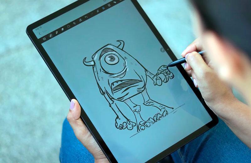 S-Pen Samsung Galaxy Tab S7 FE