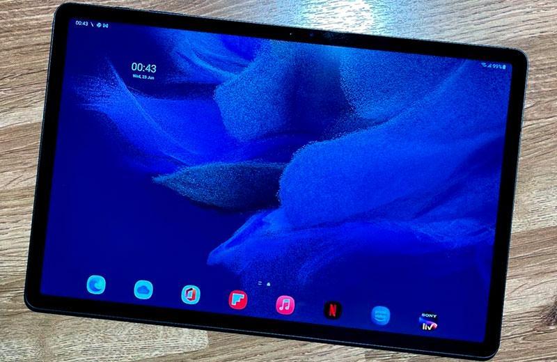 Система Samsung Galaxy Tab S7 FE