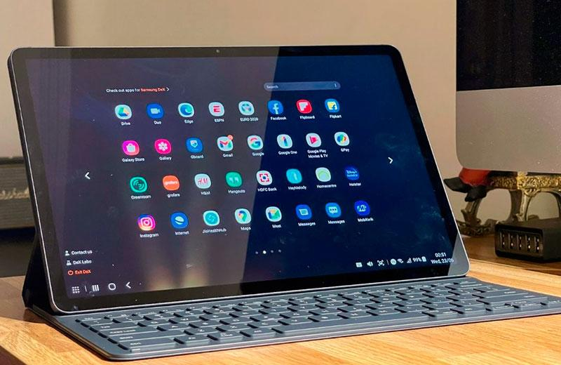 Samsung Galaxy Tab S7 FE программное обеспечение