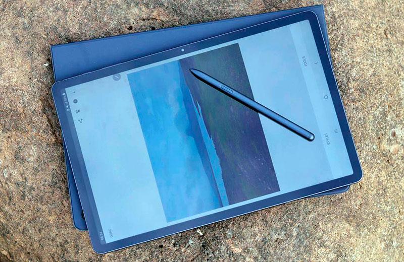 Samsung Galaxy Tab S7 FE отзывы
