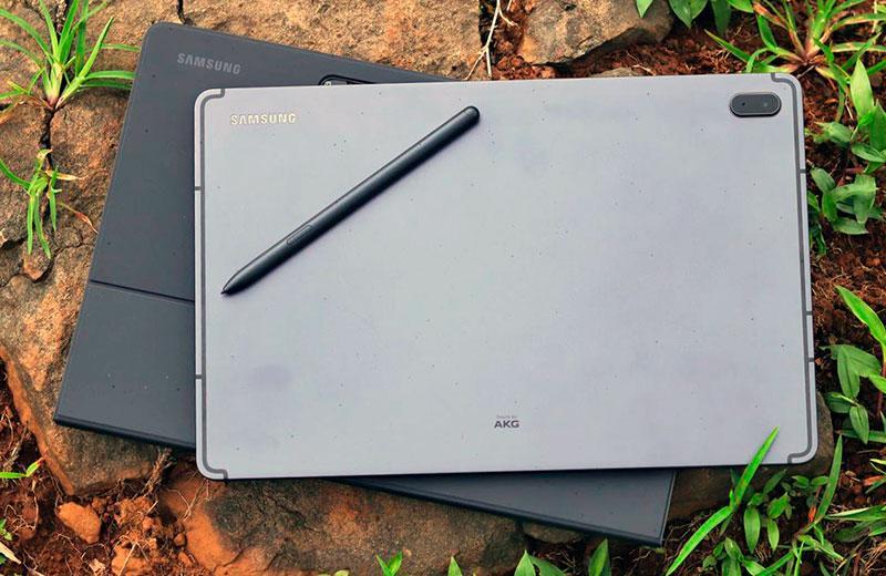 Samsung Galaxy Tab S7 FE автономность