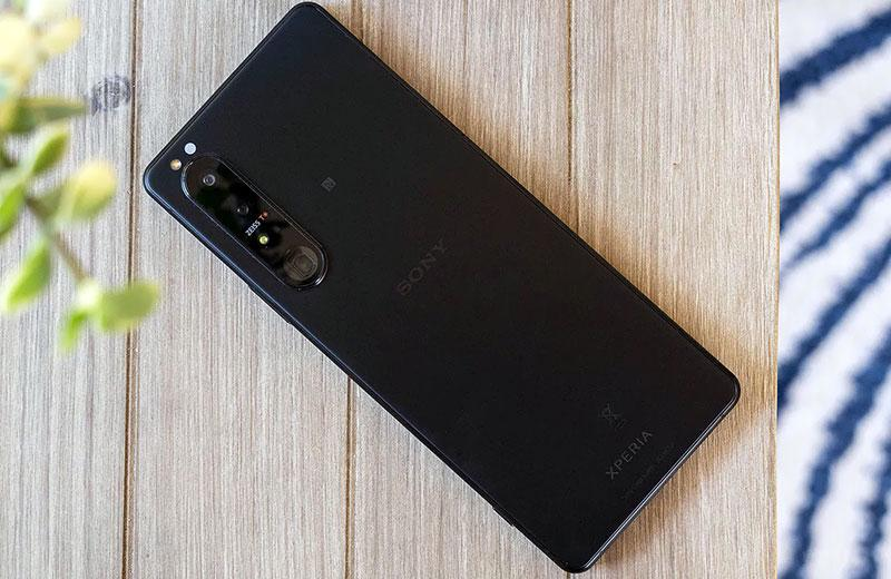 Дизайн Sony Xperia 1 III