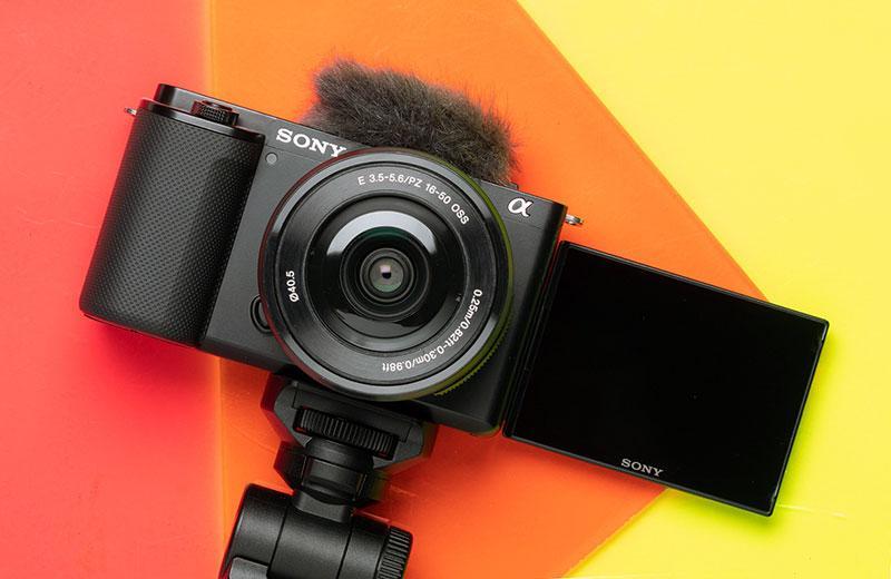 Обзор Sony ZV-E10