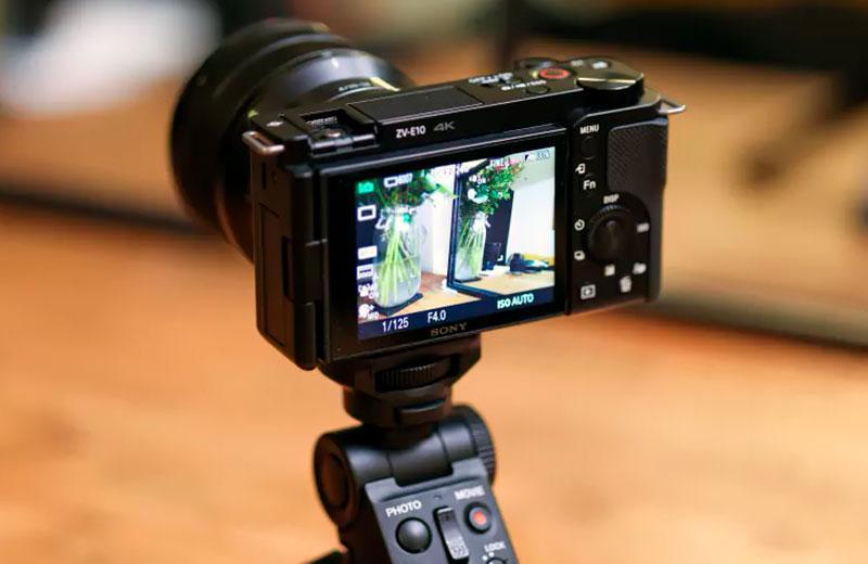 Sony ZV-E10 на практике