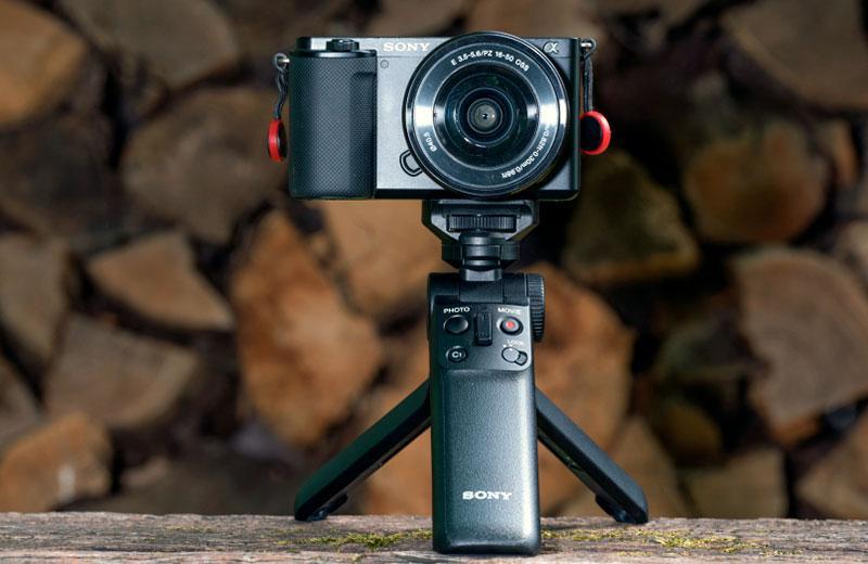 Фокус в Sony ZV-E10