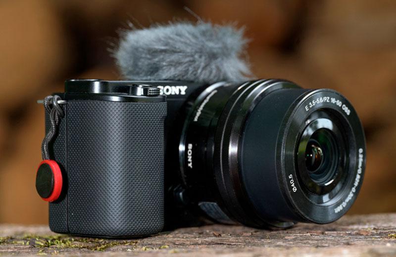 Sony ZV-E10 съёмка видео