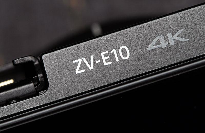 Характеристики Sony ZV-E10