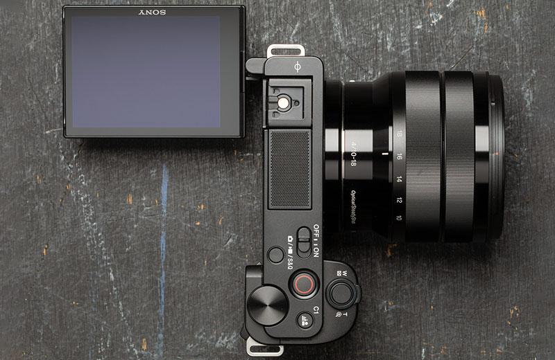 Камера Sony ZV-E10