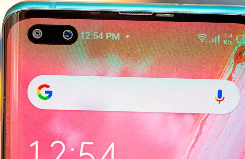 Techo Phantom X вырез экрана