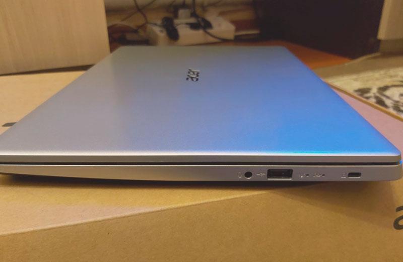 Ынешний вид Acer Aspire 1 A114-33