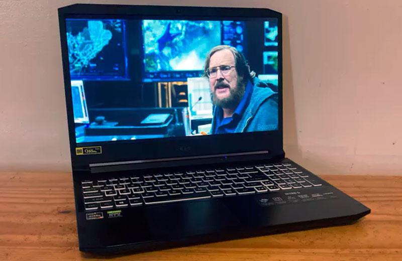 Производительность Acer Nitro 5