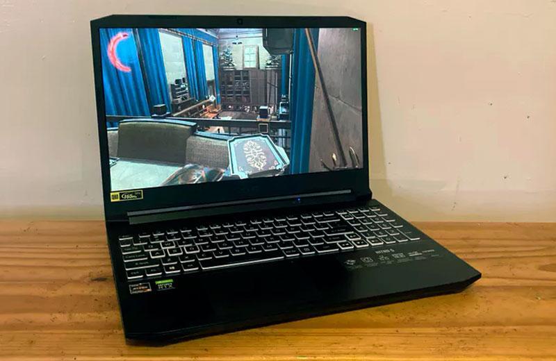 Игры на Acer Nitro 5