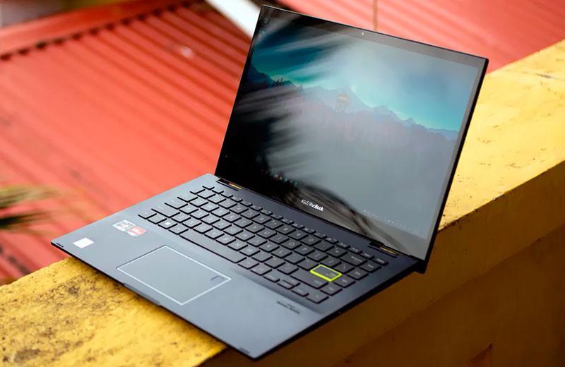 Ноутбук Asus VivoBook Flip 14 TM420