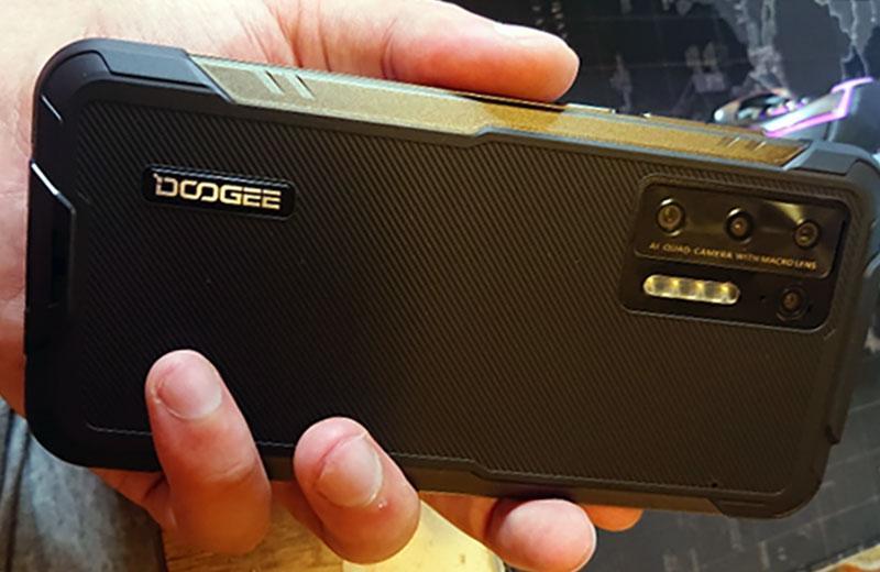 Тест Doogee S97 Pro