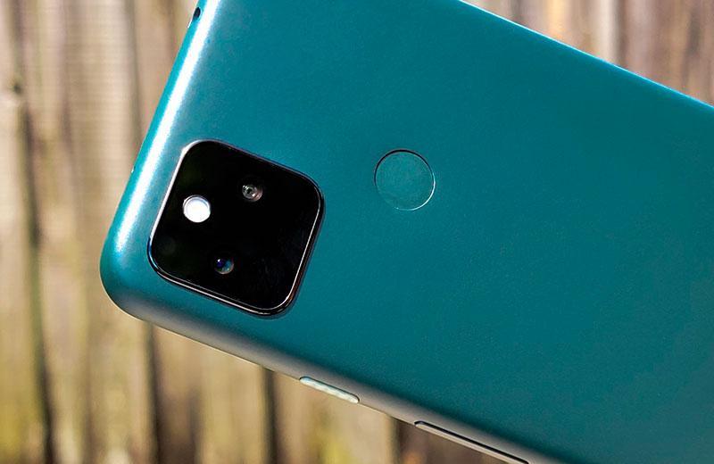 Камеры Google Pixel 5a 5G