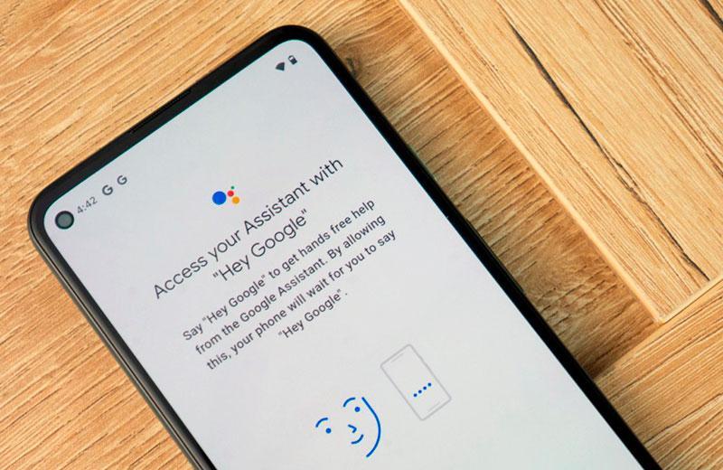 Программное обеспечение Google Pixel 5a 5G