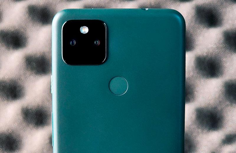 Google Pixel 5a 5G обзор