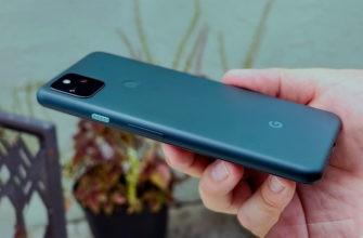 Обзор Google Pixel 5a 5G короля доступных камерофонов — Отзывы TehnObzor