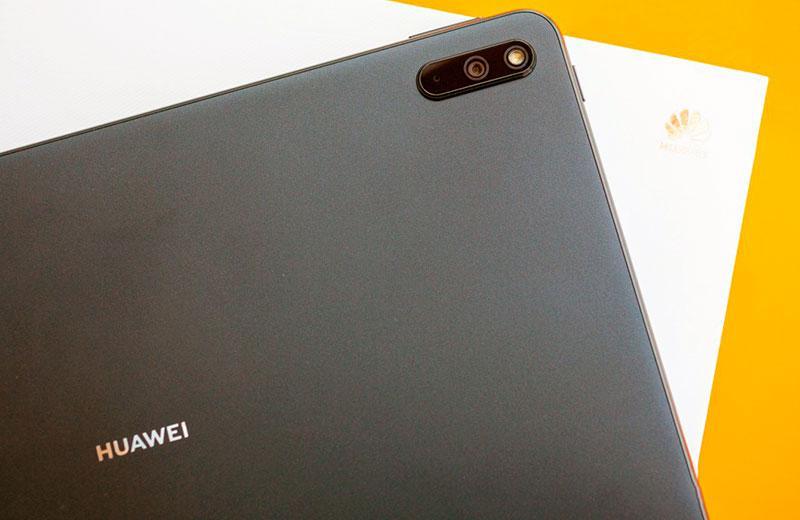 Камера Huawei MatePad 11
