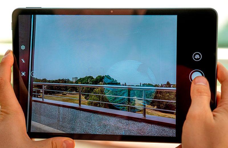 Huawei MatePad 11 качество съёмки