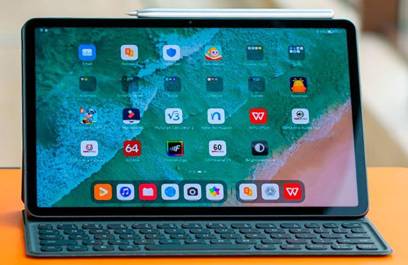 Система Huawei MatePad 11