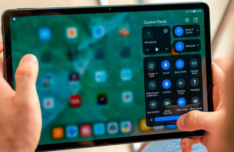 Huawei MatePad 11 ОС