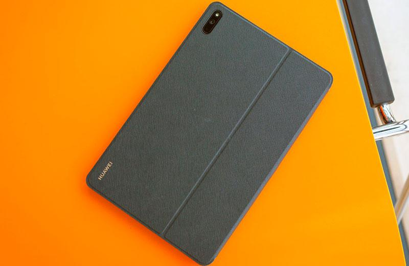 Автономность Huawei MatePad 11