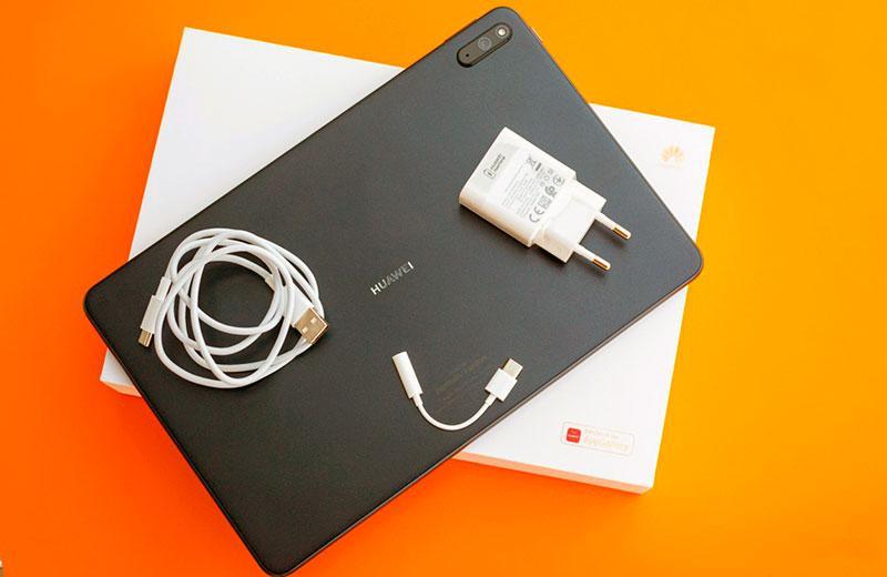 Распаковка Huawei MatePad 11
