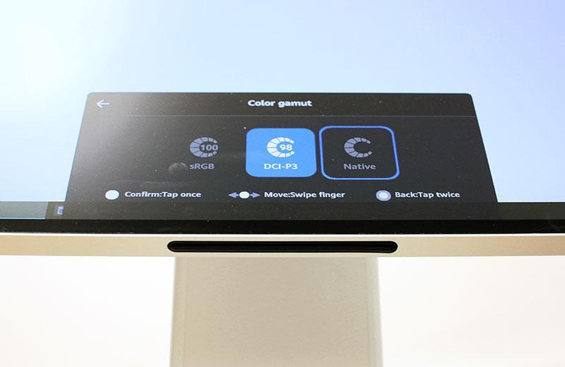Тест Huawei MateView