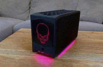 Обзор Intel NUC 11 Extreme Kit (Beast Canyon) компактного и мощного ПК — Отзывы TehnObzor