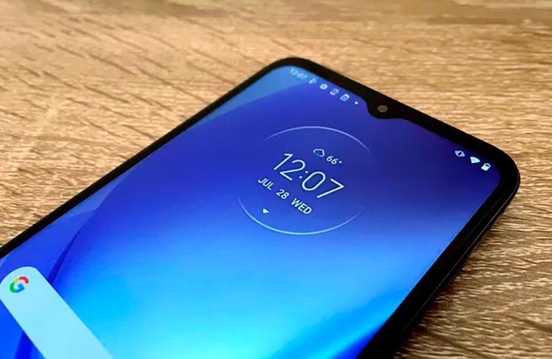 Дисплей Motorola Moto G50