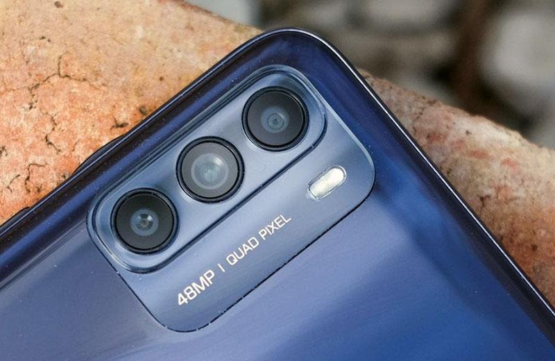 Motorola Moto G50 камера