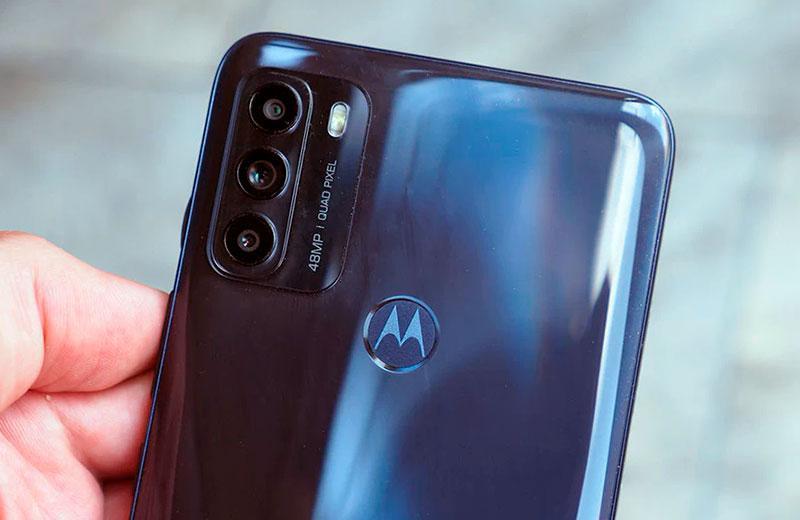 Камеры Motorola Moto G50