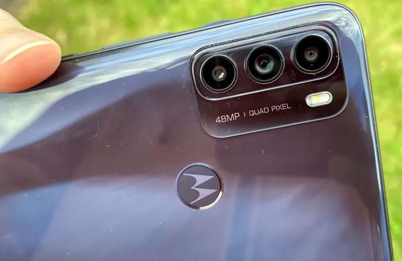 Motorola Moto G50 камера смартфона