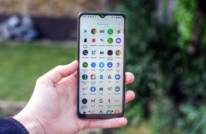 Система Motorola Moto G50