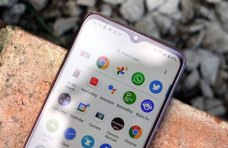 Motorola Moto G50 ОС