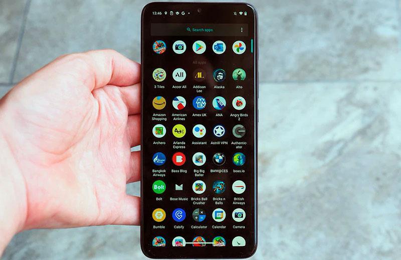 Программное обеспечение Motorola Moto G50